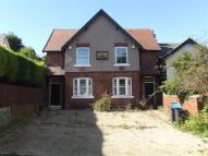 semi detached home in Back Western Hill...