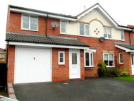 semi detached property in Barrington Way, Bowburn...