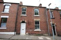 Terraced home in Flass Street, Durham, DH1