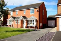 3 bedroom semi detached home for sale in Armstrong Drive...