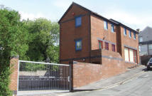 property for sale in Castle House, Southern Street, Caerphilly, CF83 1LH
