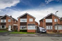Detached property in Forester Road...