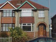 4 bed semi detached house to rent in Burgess Road...