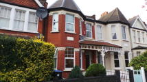 Terraced house in Devonshire Road...