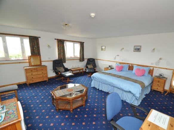 Flotta bedroom