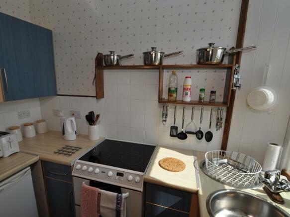 Cottage 2 - Kitchen 2