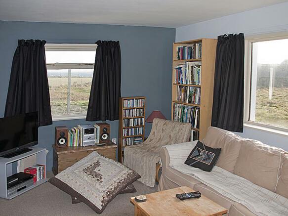 Farmhouse - Living room