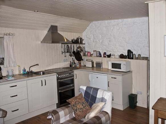 The Ruah - Kitchen