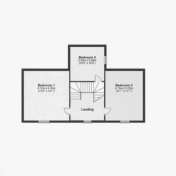 Old Manse - First floor