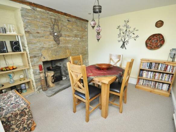 Manse - Dining room