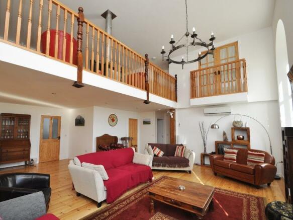 Kirk - Living room