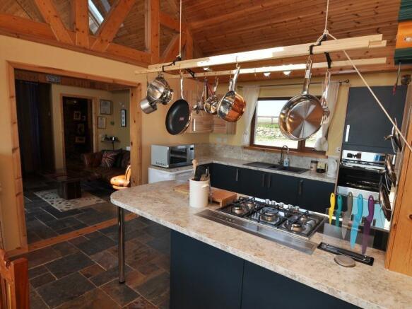 Well's Cottage - Kitchen