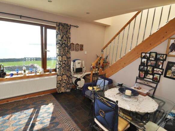 Fiddler's Cottage - Dining room