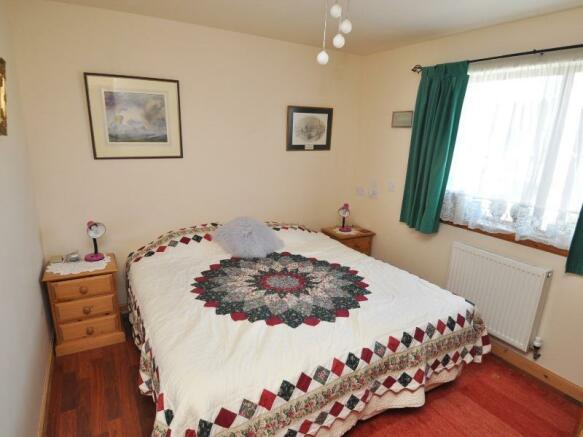 Fiddler's Cottage - Bedroom 1