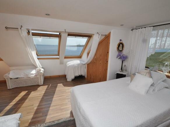 Fiddler's Cottage - Bedroom 2