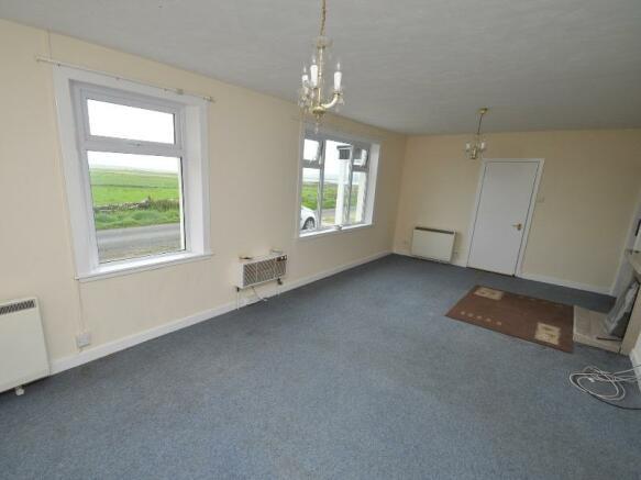 Cottage 1 - Living room