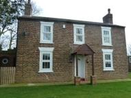 Detached property in Fen Lane, Grainthorpe...