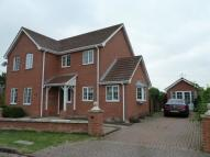 Detached home in Holmes Close, Saltfleet...