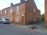End of Terrace house in WELLINGTON STREET, Louth...