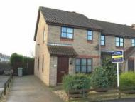3 bedroom End of Terrace property to rent in Swallow Drive, Louth...