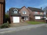 Detached house in Maltby Way, Horncastle...