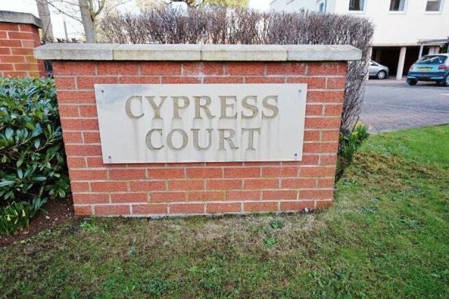 Cypress Court ...