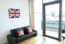 Studio flat to rent in Abito, Salford Quays