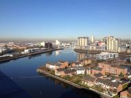Studio apartment in Abito Salford Quays
