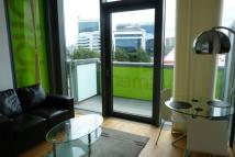 Studio apartment to rent in Abito Salford Quays