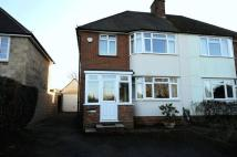 3 bedroom semi detached house in Old Worting Road...