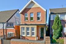 Detached house in Hatfield Road...