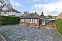 Detached Bungalow for sale in Chace Avenue...