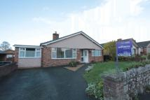 Bryn Rhydd Detached Bungalow for sale