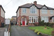 3 bedroom semi detached home in St. Meugans, Ruthin