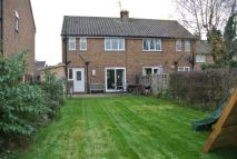 3 bed semi detached house in Horseman Close...