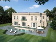 6 bedroom new house in Camp End Road, Weybridge...
