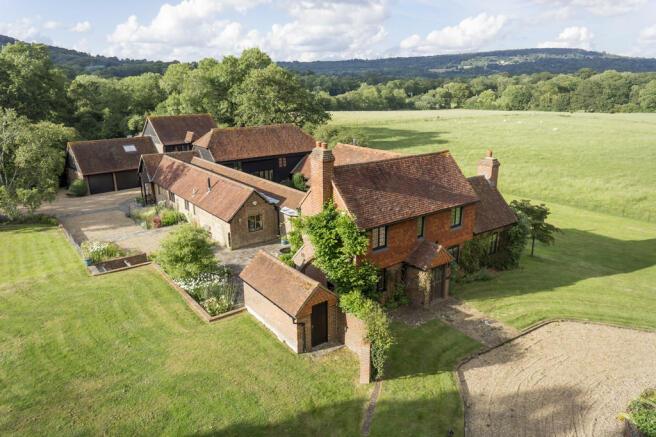 Barn Conversion in Sussex, Surrey .