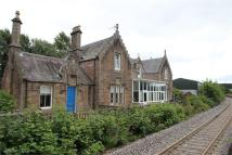 THE OLD STATION Detached property for sale