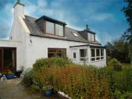 Detached home in Brae Cottage, Cornhill...