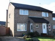 2 bedroom semi detached property in Orchard Close, Barlestone