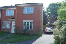 semi detached house in Perry Grove, Loughborough