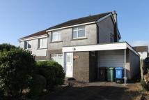 3 bed semi detached property in Hazel Road, Banknock, FK4