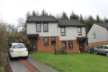 semi detached property in Whitelees Road...