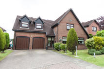 5 bed Detached house in Dornoch Way, Cumbernauld...