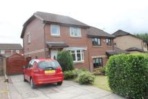 3 bed semi detached home in Whitelees Road...
