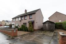 3 bedroom semi detached home in Auchincloch Drive, FK4
