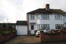 3 bed semi detached home to rent in Coronation Drive...
