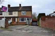 Ingreway End of Terrace house to rent