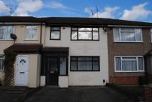 Terraced home in Morecambe Close...