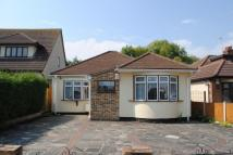 Bungalow in Cotswold Road...